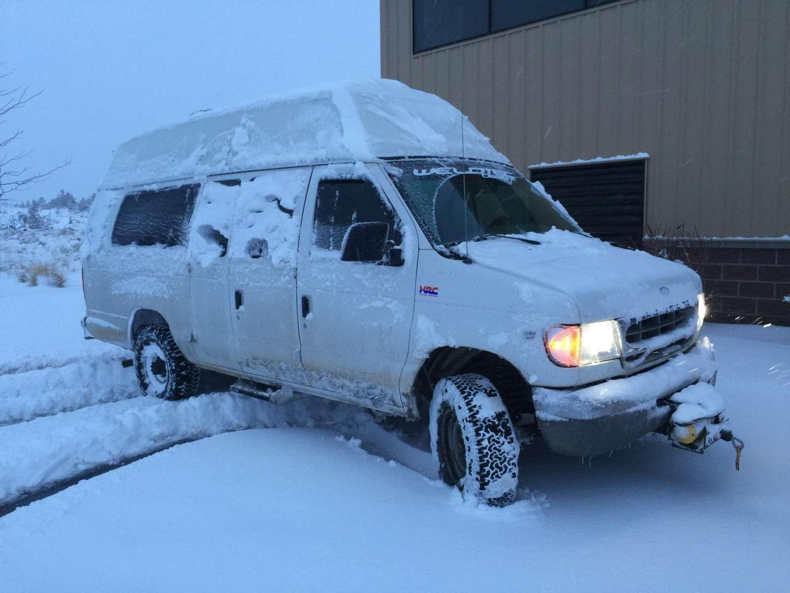 Ford Van Suspension
