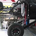 3 link rear suspension