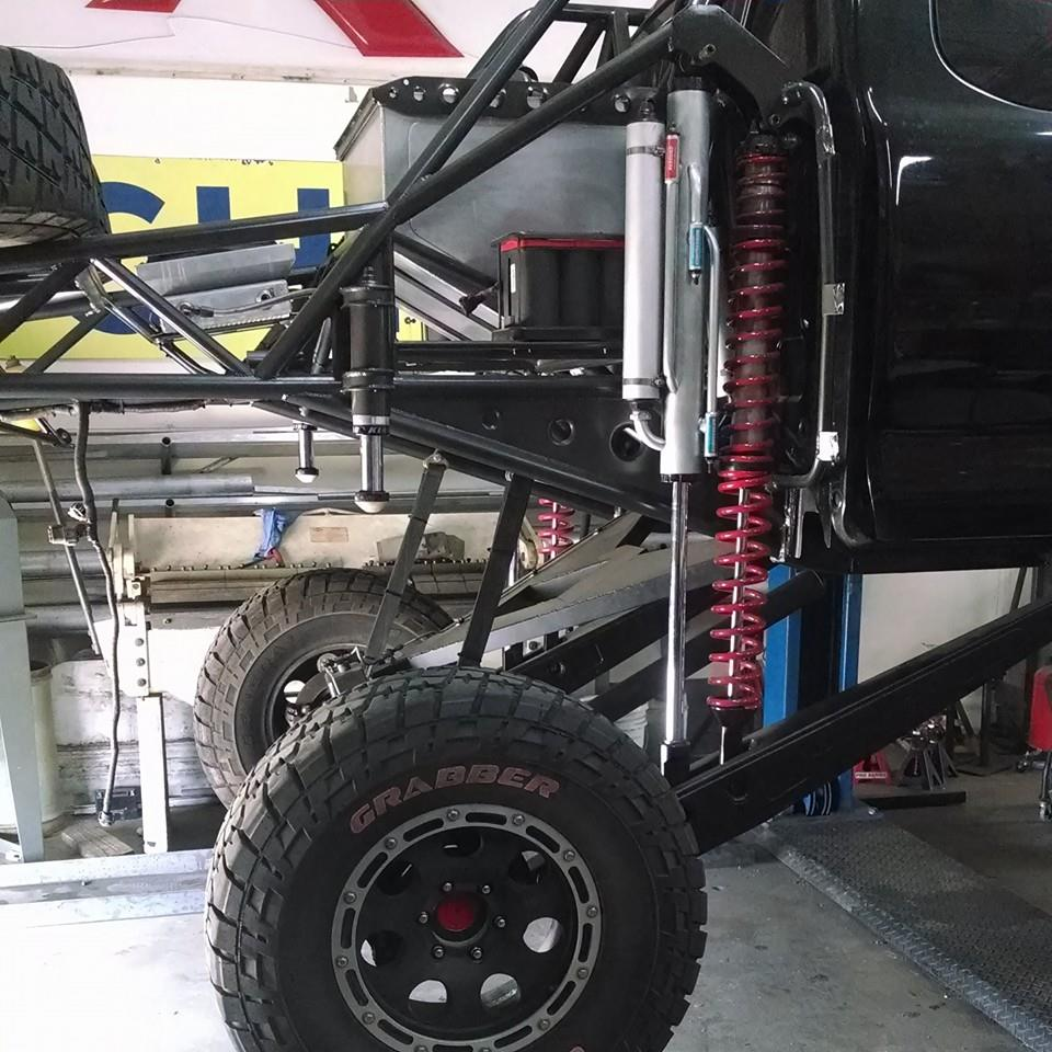 Tundra long travel rear suspension kit weldtec designs for Suspension design