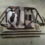 Ford Bronco coilover kit