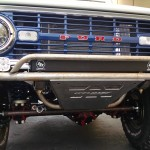 Ford Bronco Front bumper