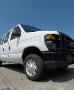 Ford Van performance leveling kit