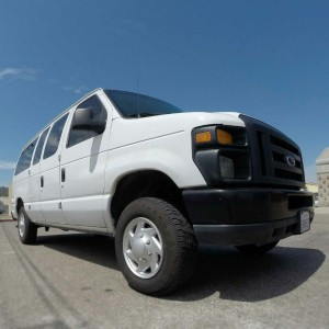Ford Van performance leveling kit