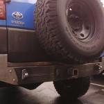 FJ Cruiser rear bumper