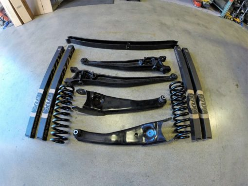 4″ suspension Package