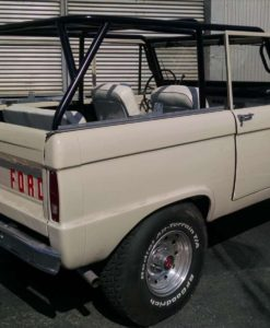 Ford Bronco Family Cage