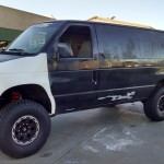 Ford van fiberglass