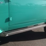 Classic Ford Bronco Rock Sliders