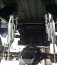 WTD Ford bronco shock mounts