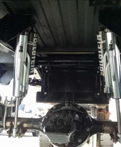 Classic Ford Bronco rear shock mounts