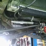 steering stabalizer install