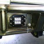 van rear bumper