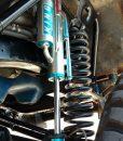 Bronco front suspension