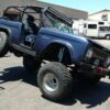 classic bronco suspension flex WTD