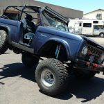 classic bronco suspension flex WTD