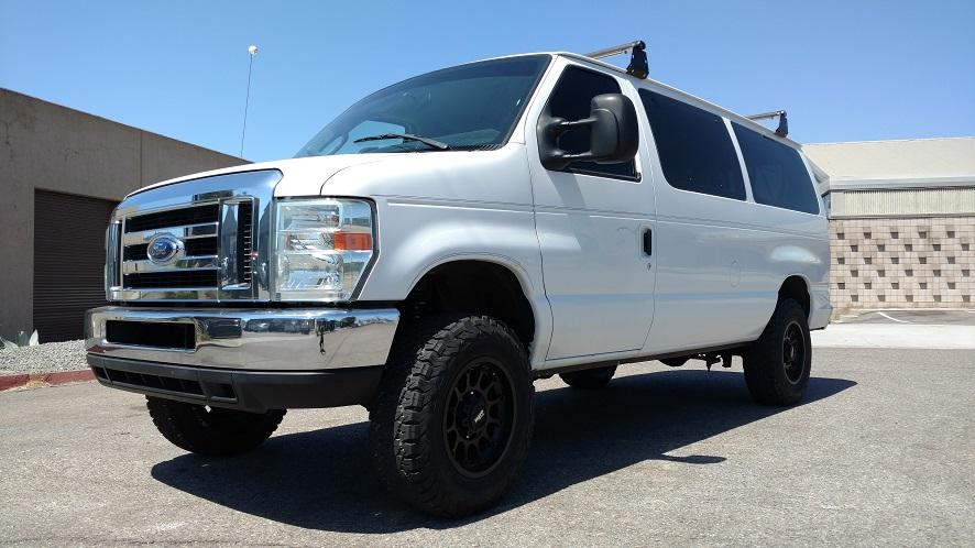 08057f96eeac11 Ford E-Series Van -4