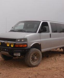 "Chevrolet Express 5"" lift kit"