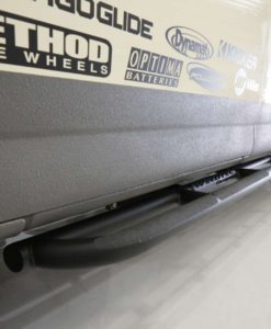 chevrolet express rock sliders