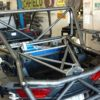 Polaris RZR rear bumper