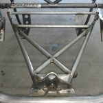 RZR XP4 REAR TIRE CARRIER