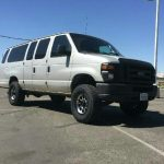 lifted ford E series