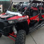 POLARIS RZR XP 4 CAGE 1