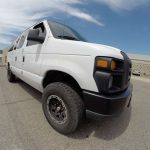 ford van suspension lift kit