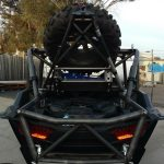 ULTIMATE SPARE TIRE CARRIER 4