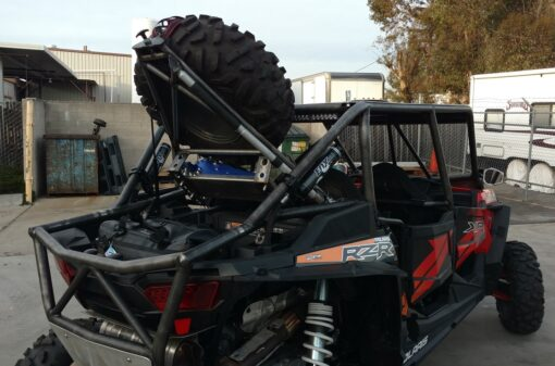 ULTIMATE SPARE TIRE CARRIER 5