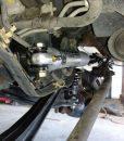 WTD steering stabilizer