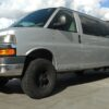Chevrolet Express lift spindle