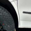 Chevrolet Express mini fiberglass fenders