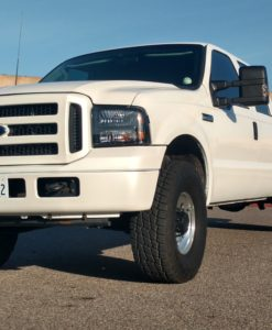 ford f250 lift kit