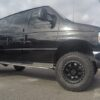 Black Baja Grocery getter 6 inch suspension lift
