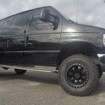 Ford Econoline 6 inch lift kit