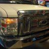 2008-14 Ford van fiberglass fenders
