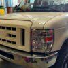 2008-14 ford econoline fiberglass