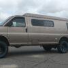 96-02 Chevrolet Express van suspension lift kit