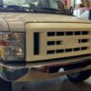 Ford Econoline fiberglass conversion