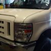 Ford van fiberglass conversion