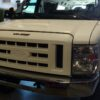 ford econoline fiberglass fenders and hood