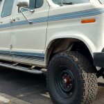 ford econoline tube rock sliders