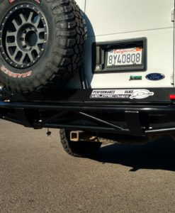 SAN FELIPE REAR BUMPER,Ford E-Series Rear Bumper