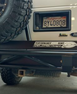 Ford E-Series Rear Bumper