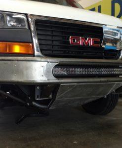 tube front bumper