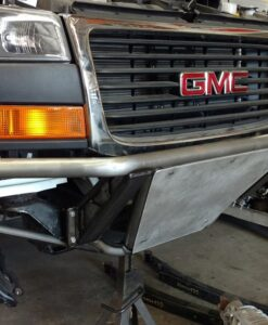CHEVROLET EXPRESS STEALTH BUMPER