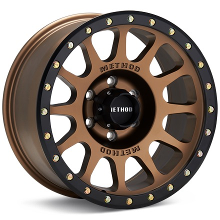 Method Race Wheels 305 NV Bronze
