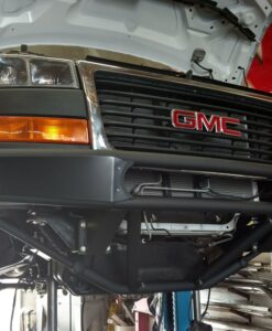CHEVROLET EXPRESS SLEEPER FRONT BUMPER