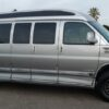 chevrolet 3500 explorer van with 3 inch lift