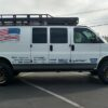 chevrolet express 4×4 van